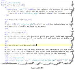 Temel Web Tasarım Gereklilikleri
